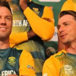 AB de Villiers and Dale Steyn