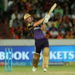 Lynn powers KKR into playoffs