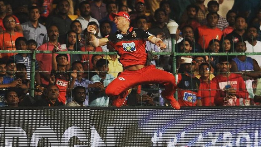 RCB chairman: AB will be available