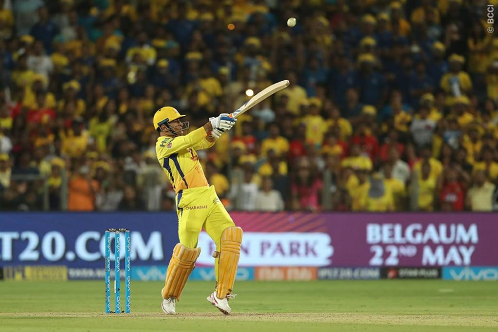 Top team performance by CSK sinks KXIP