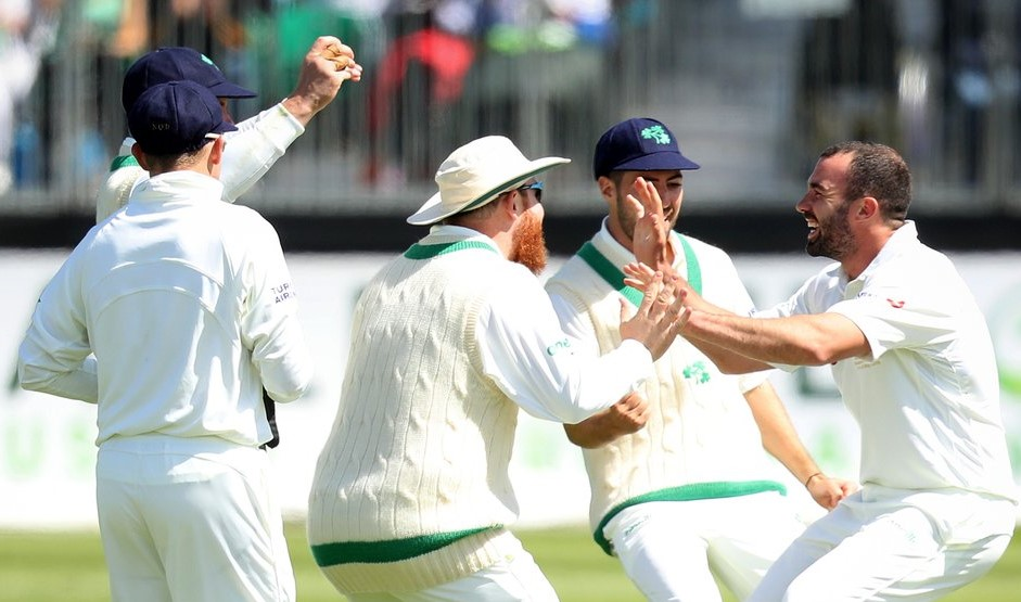 Pakistan dampen Irish hopes