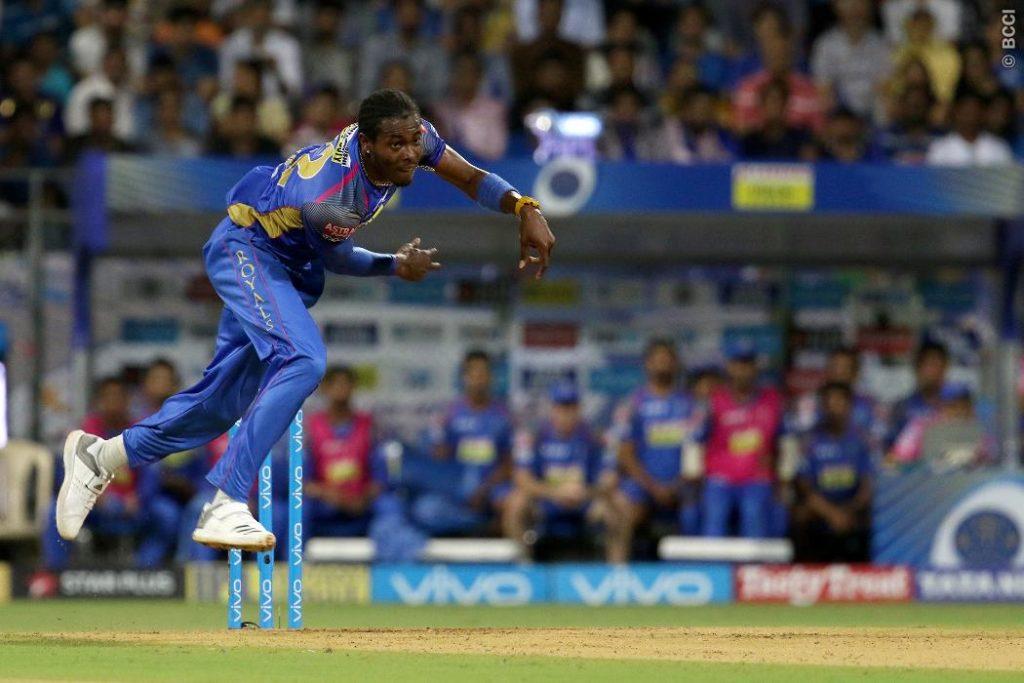 Archer and Stokes throttle Mumbai Indians