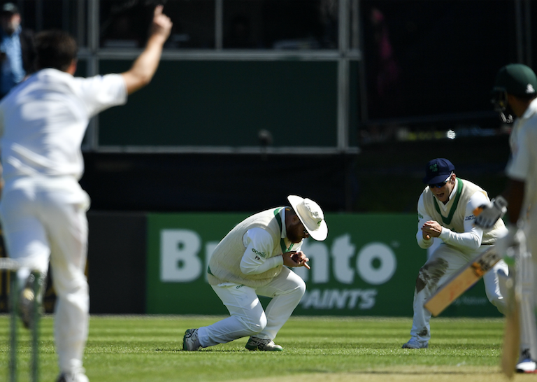 Top 5 moments from Ireland's Test debut