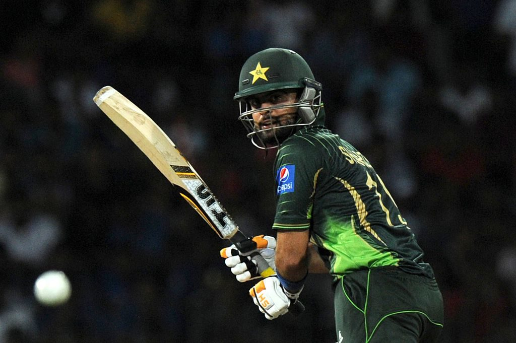 Pakistan's Ahmed Shehzad faces doping ban