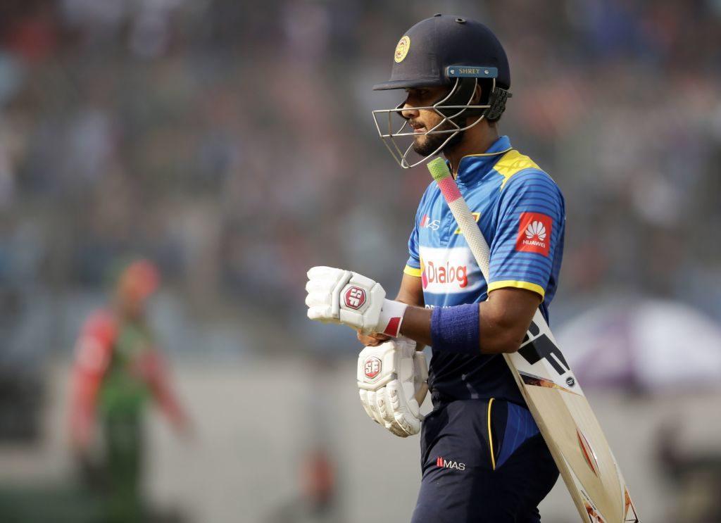 Sri Lanka recall Chandimal for South Africa series