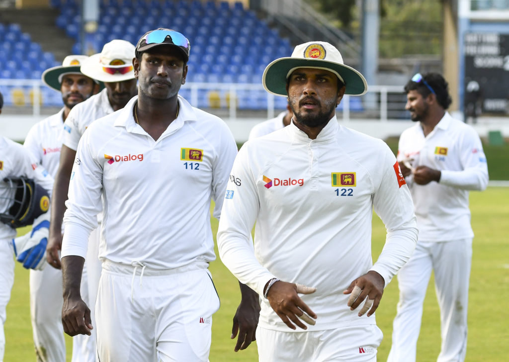 I'm not guilty - Chandimal