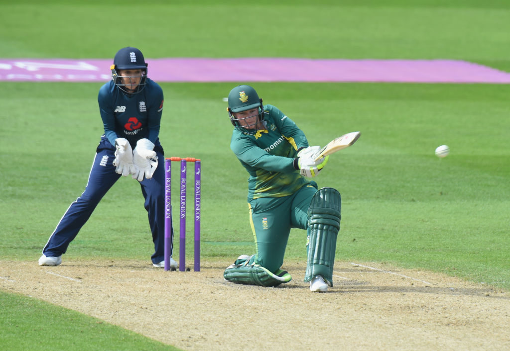 Lee sets up big Proteas Women win
