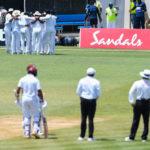 Sri Lanka strike after ball-tampering charge