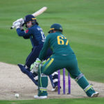 England fourth after series win