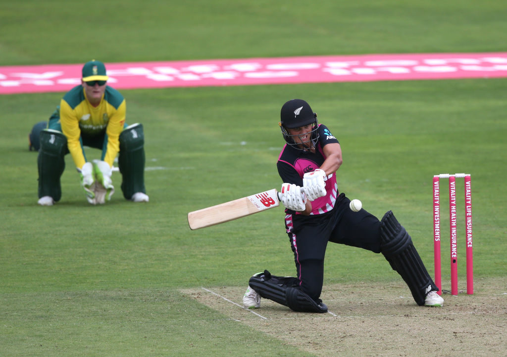 Top five: highest scores in women's T20Is in 2018