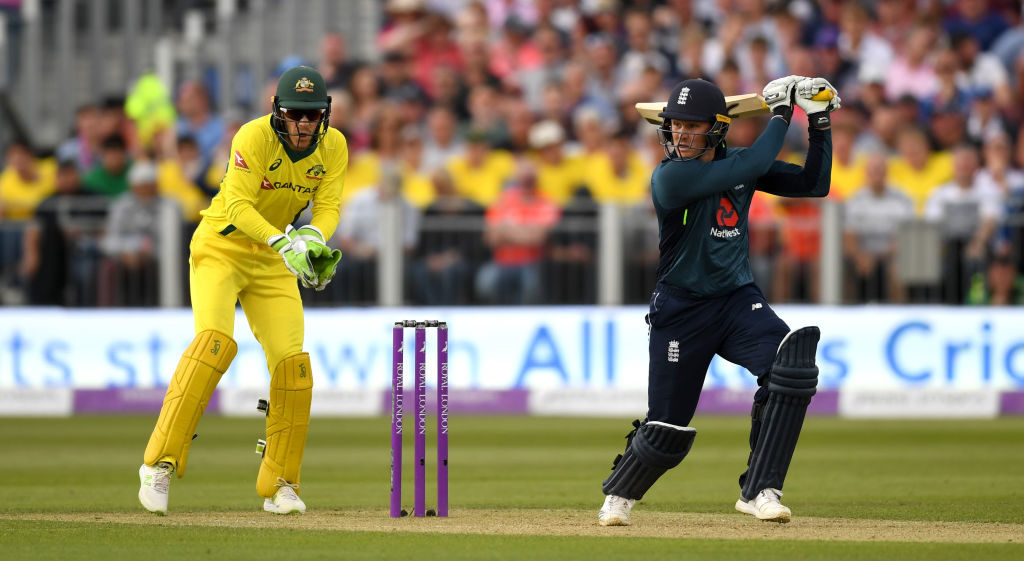 Australia's 311 not enough to hold England