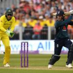 Australia's 311 not enough to hold England