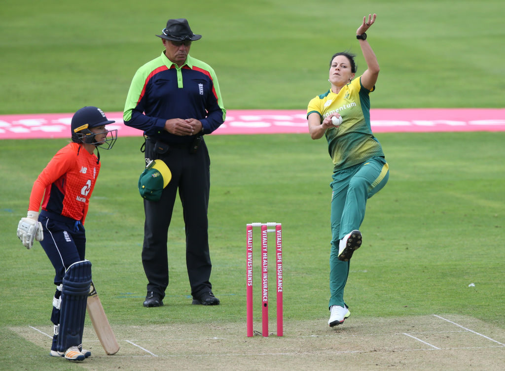 Nackerdien 'very pleased' with Proteas Women's performance