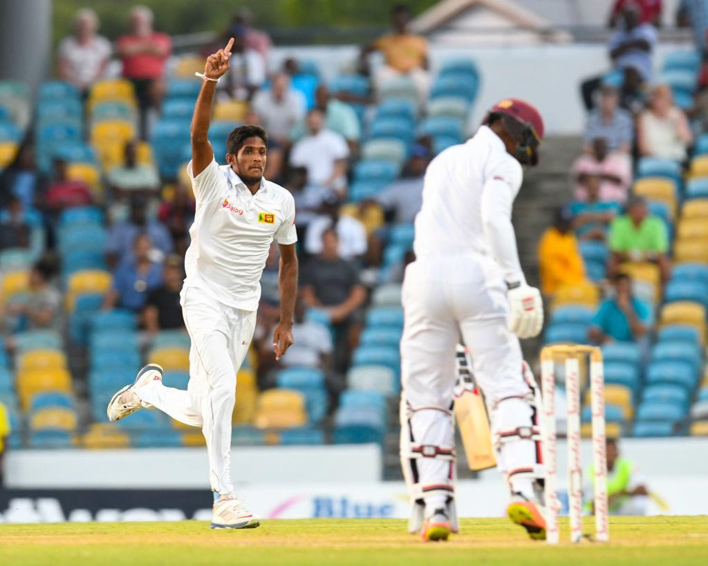 Middle order saves West Indies blushes against Sri Lanka