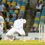 Holder, second best Test average in 100 years