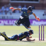 Hampshire flying high at Lord's