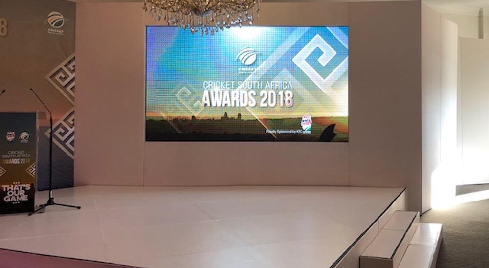 CSA Awards breakfast