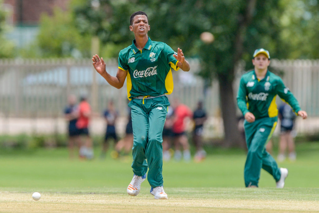 Two KZN Khumalos in SA U19 squad for UK tour
