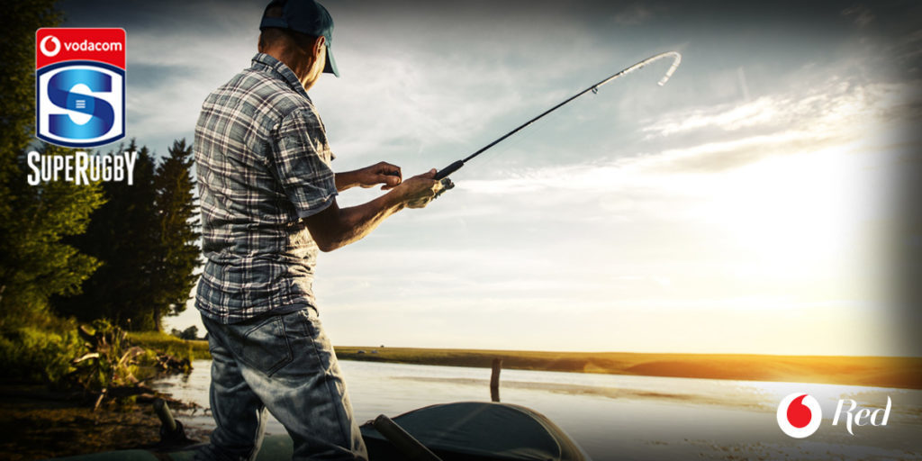 Get hooked with Vodacom Red