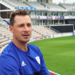 Steyn looks ahead at Hampshire season