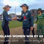 England dominate Proteas Women