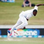 Gabriel reaches 100 Test wickets