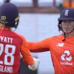 England's T20I world record