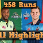 Highlights: Global T20 Canada – Match 1