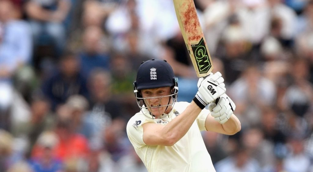 England grind out 128 lead