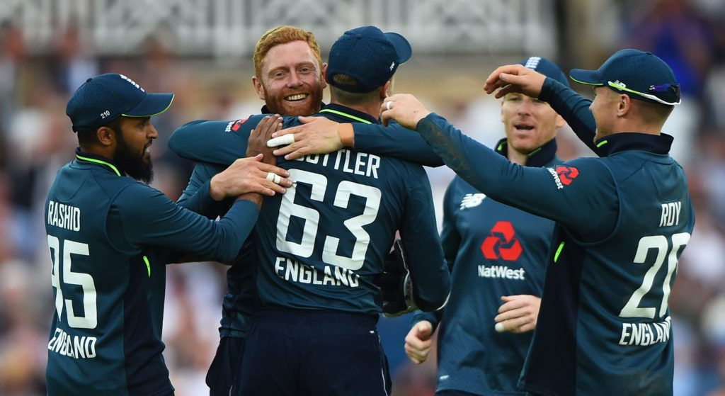 England humiliate Aussies with world record