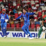 Rashid stars in series win