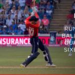 England level series