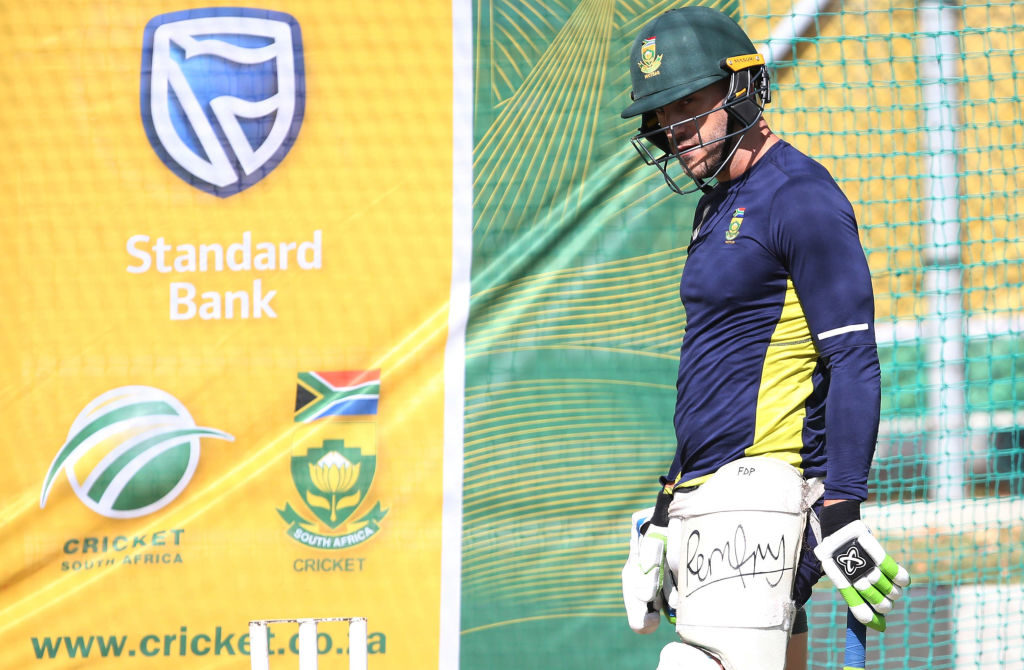 Questions over Faf's best position
