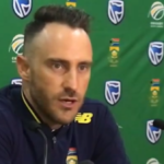 Faf: Penalties need to be harsher