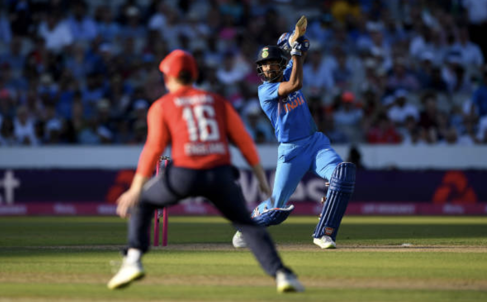 India trounce England by eight wickets