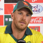 Finch on breaking his own record