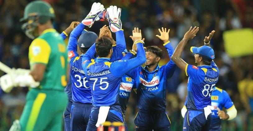 RECAP: Sri Lanka win by three wickets