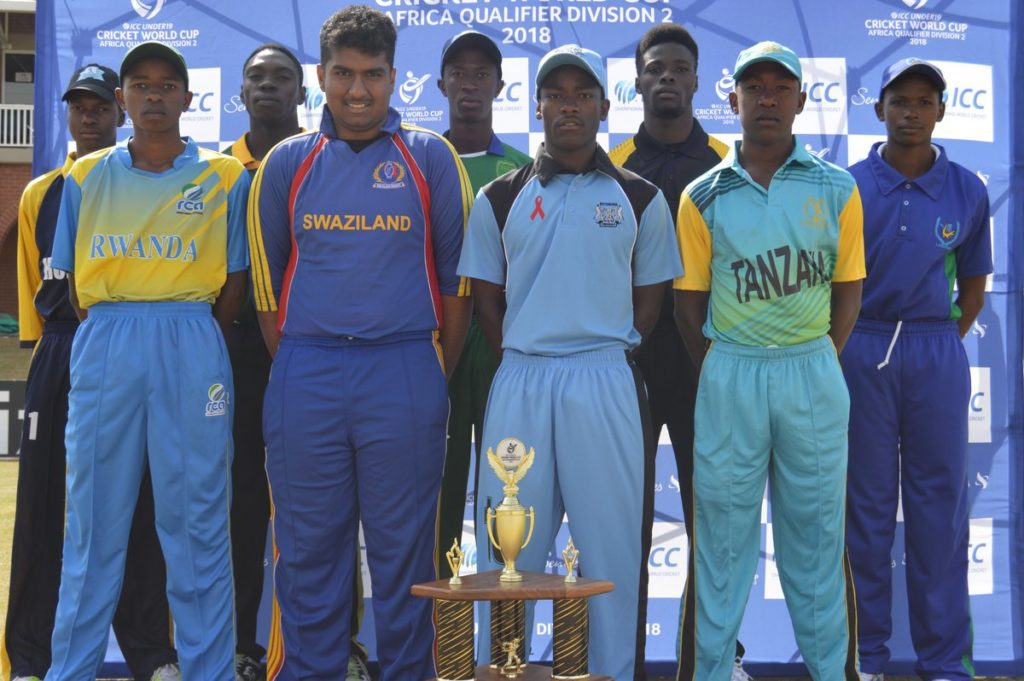 Journey to U19 World Cup begins