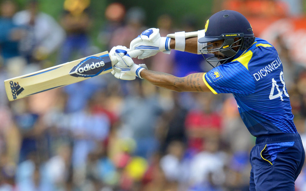 Sri Lanka romp to victory in fifth ODI