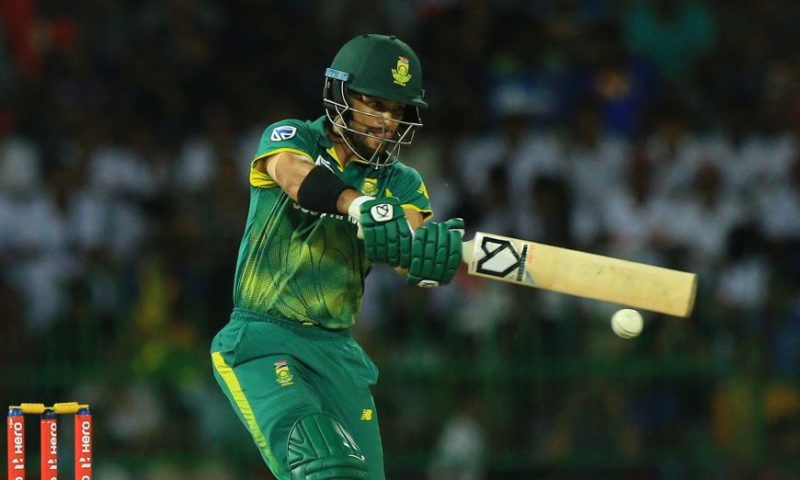 Duminy out of Australia tour and MSL