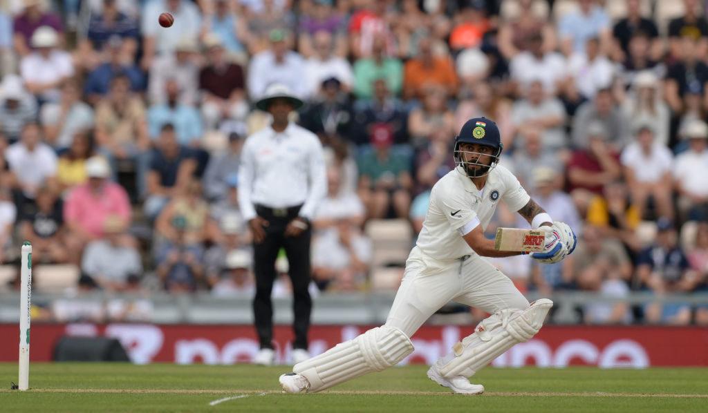 Kohli passes 6,000 Test runs