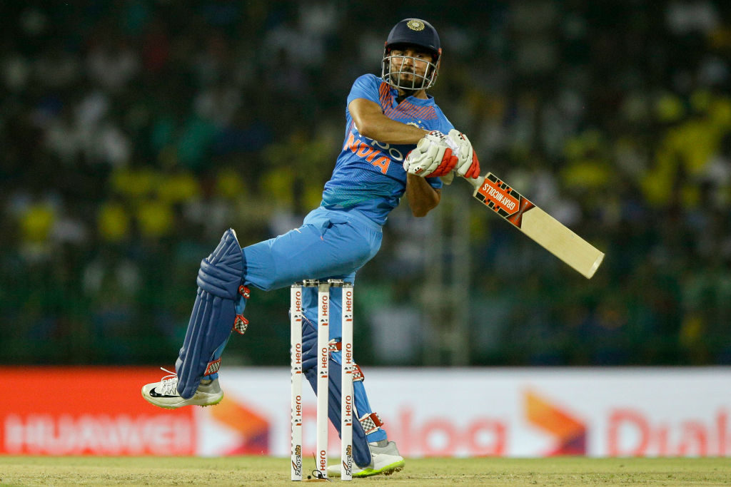Pandey bats India B to victory