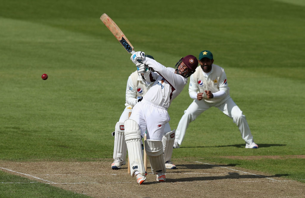 Boland's Vasconcelos extends Northants contract