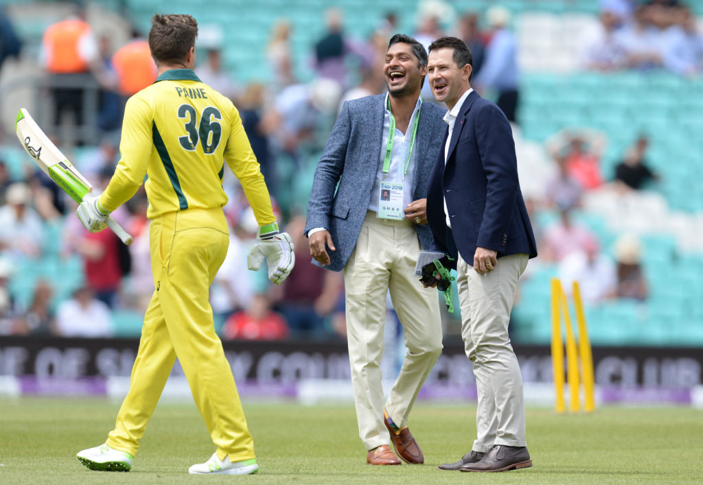 Ponting: There's no desperation whatsoever