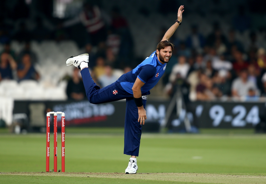 Knee injury rules Afridi out of CPL