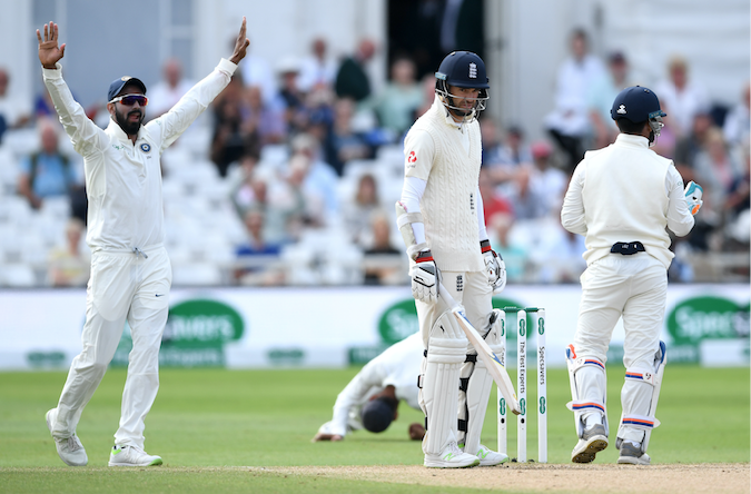 Impressive India take third Test