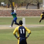 Africa's U19s in action