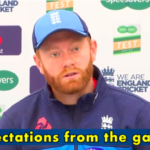 Bairstow on the fourth Test against India