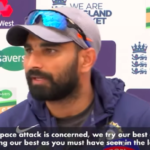 Shami expects pace dominance