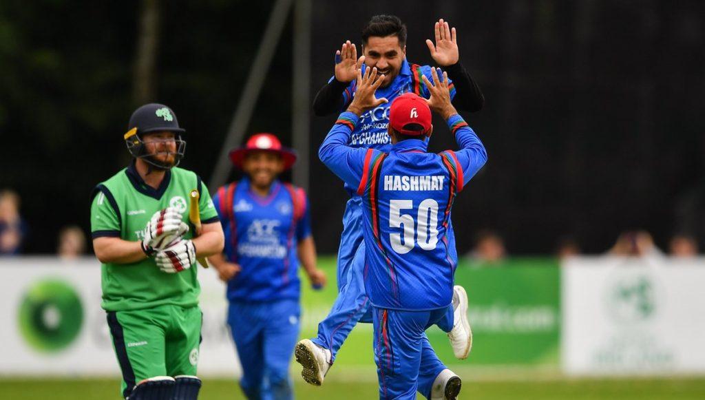 Afghanistan take series